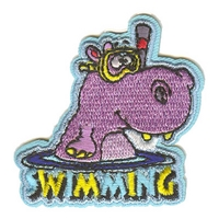 Swimming (Hippo)
