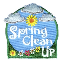 Spring Clean Up (Clouds)