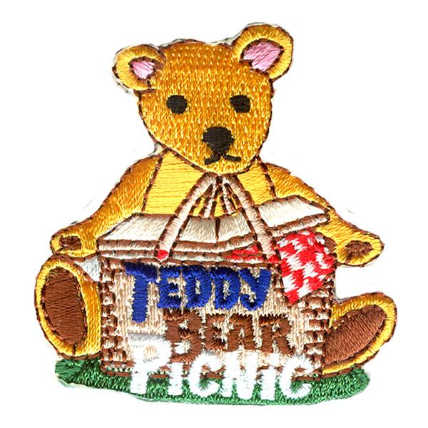 Teddy Bear Picnic Basket
