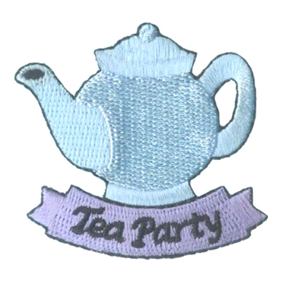 Tea Party (Tea Pot)