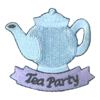 Tea Party (Tea Pot) Patch