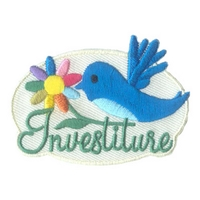 Investiture (Blue Bird)