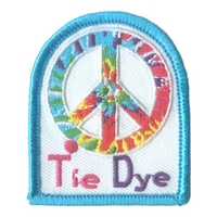 Tie Dye (Peace Sign)