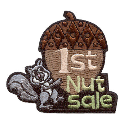 1st Nut Sale