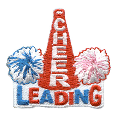 Cheer Leading Patch