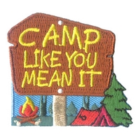 Camp Like You Mean It