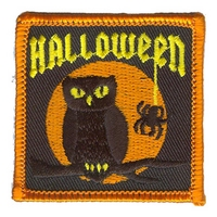 Halloween (Owl) Patch