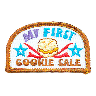 My First Cookie Sale
