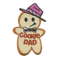 Cookie Dad Patch