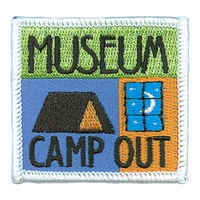 Museum Campout Patch