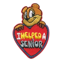 I Helped A Senior Patch