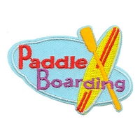 Paddle Boarding Patch