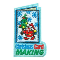 Christmas Card Making Patch