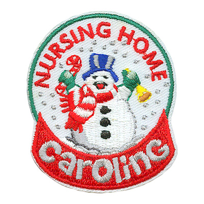 Nursing Home Caroling