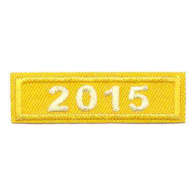2015 Gold Year Bar