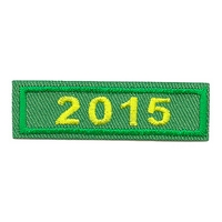 2015 Green Year Bar