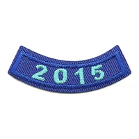 2015 Blue Year Rocker