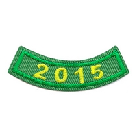 2015 Green Year Rocker