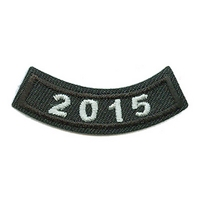 2015 Black Year Rocker