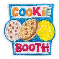 Cookie Booth Patch
