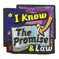 I Know The Promise & Law Patch