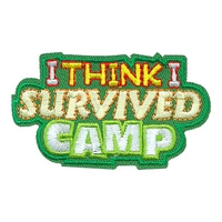 I Think I Survived Camp