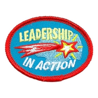 Leadership In Action Patch