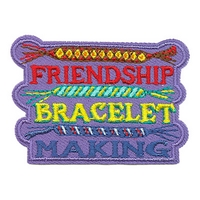Friendship Bracelet Making