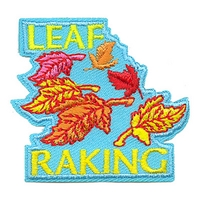 Leaf Raking Patch