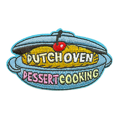 Dutch Oven Dessert Cooking