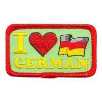 I Love German