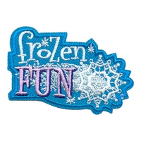 Frozen Fun (Snowflake)