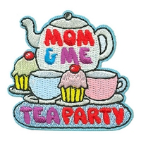 Mom & Me Tea Party