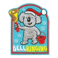 Bell Ringing Patch