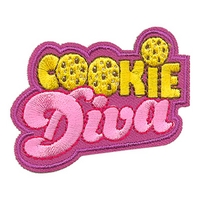 Cookie Diva Patch