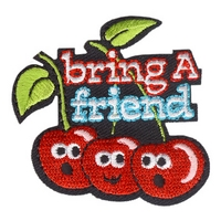 Bring A Friend Patch