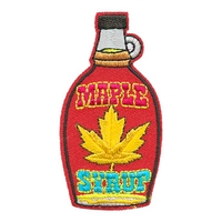 Maple Syrup Patch
