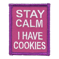 Stay Calm I Have Cookies