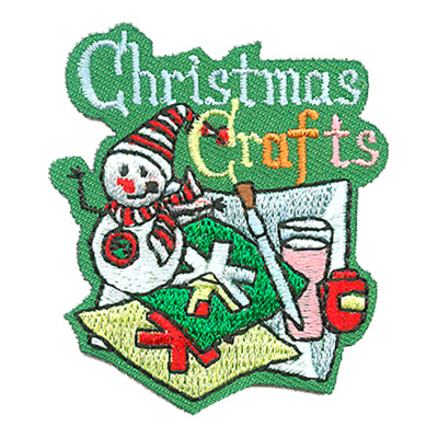 Christmas Crafts Patch