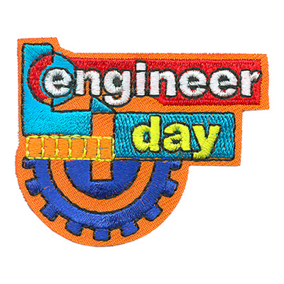 Engineer Day Patch