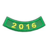 2016 Green Year Rocker