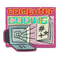 Computer Coding Patch