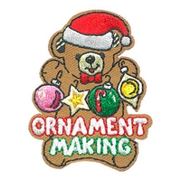 Ornament Making Patch