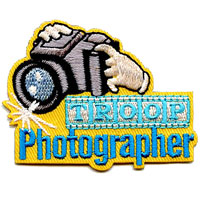 Troop Photographer Patch
