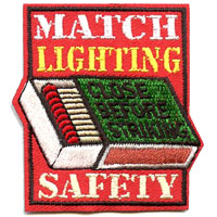 Match Lighting Safety