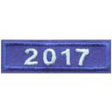 2017 Blue Year Bar