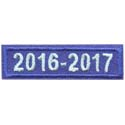 2016-2017 Blue Year Bar