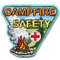 Campfire Safety Patch