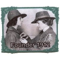 Founder 1912 Patch