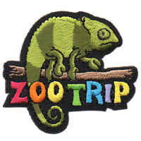 Zoo Trip Patch